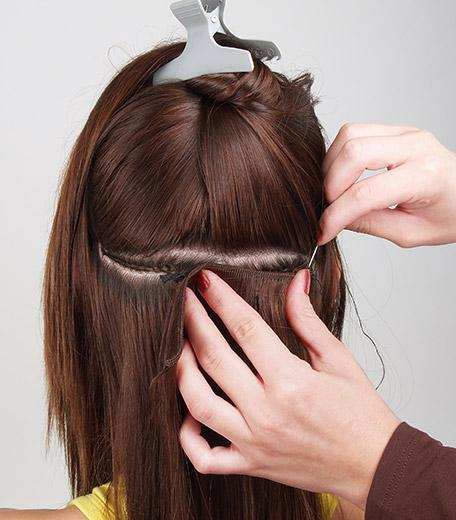 extension cheveux naturels